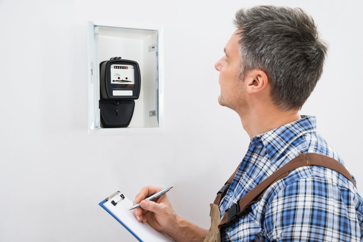 Electrician inspection and issue electrical compliance certificate